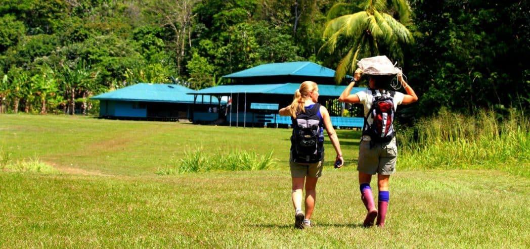 actieve reis door het Nationaal Park Corcovado Costa Rica Unico Travel