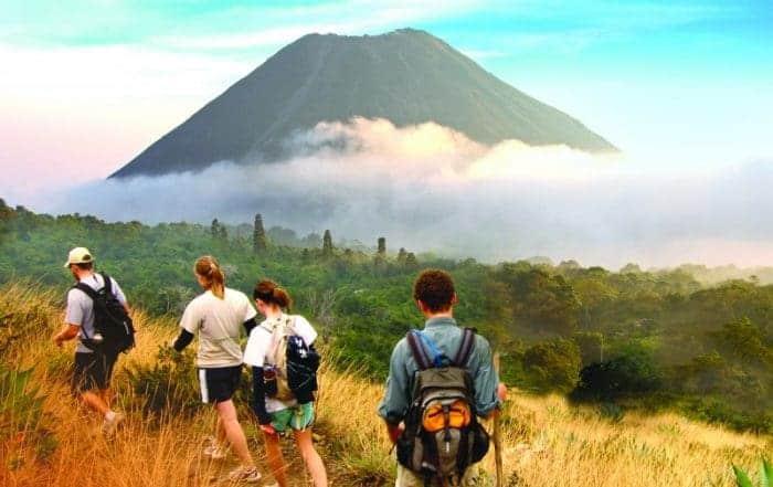Hiking el Salvador