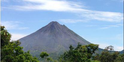 vulkaan costa rica reizen